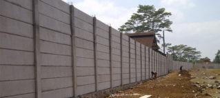 Pagar Panel Beton Purwakarta
