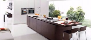 Tips Membangun Kitchen Set Minimalis Modern