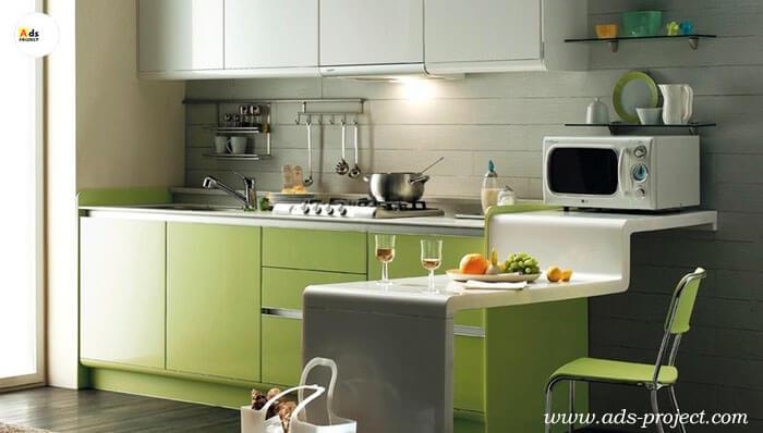 Tips Membangun Kitchen Set Minimalis Modern