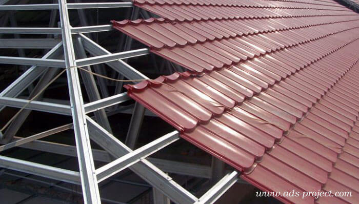Keuntungan Memakai Atap Baja Ringan Untuk Rumah